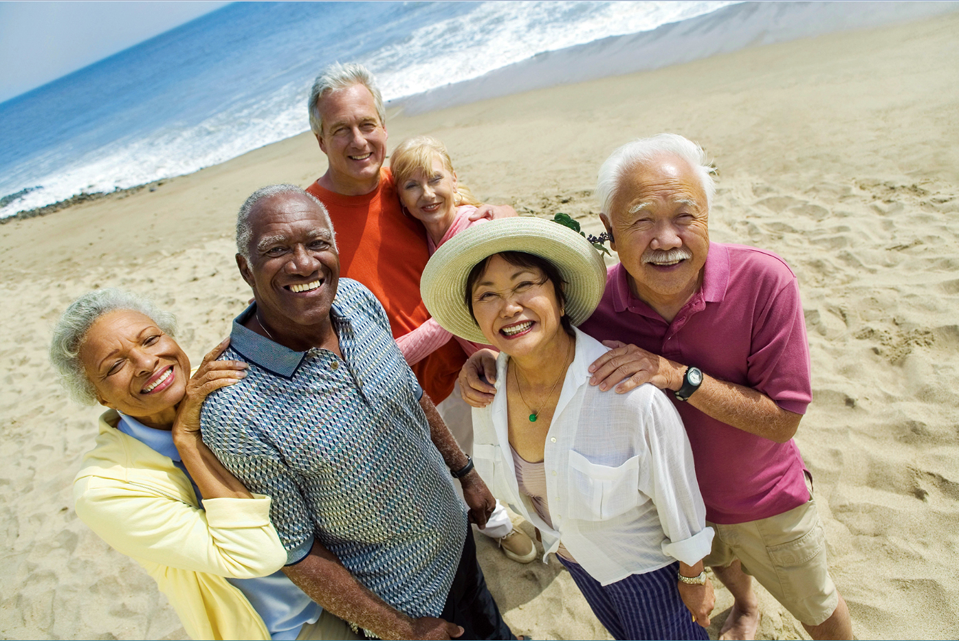 Health Tips and Advice for Senior Travelers