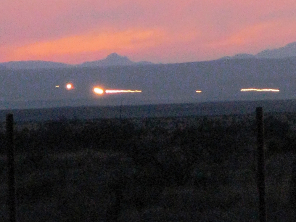 The Mystery of the Marfa Lights