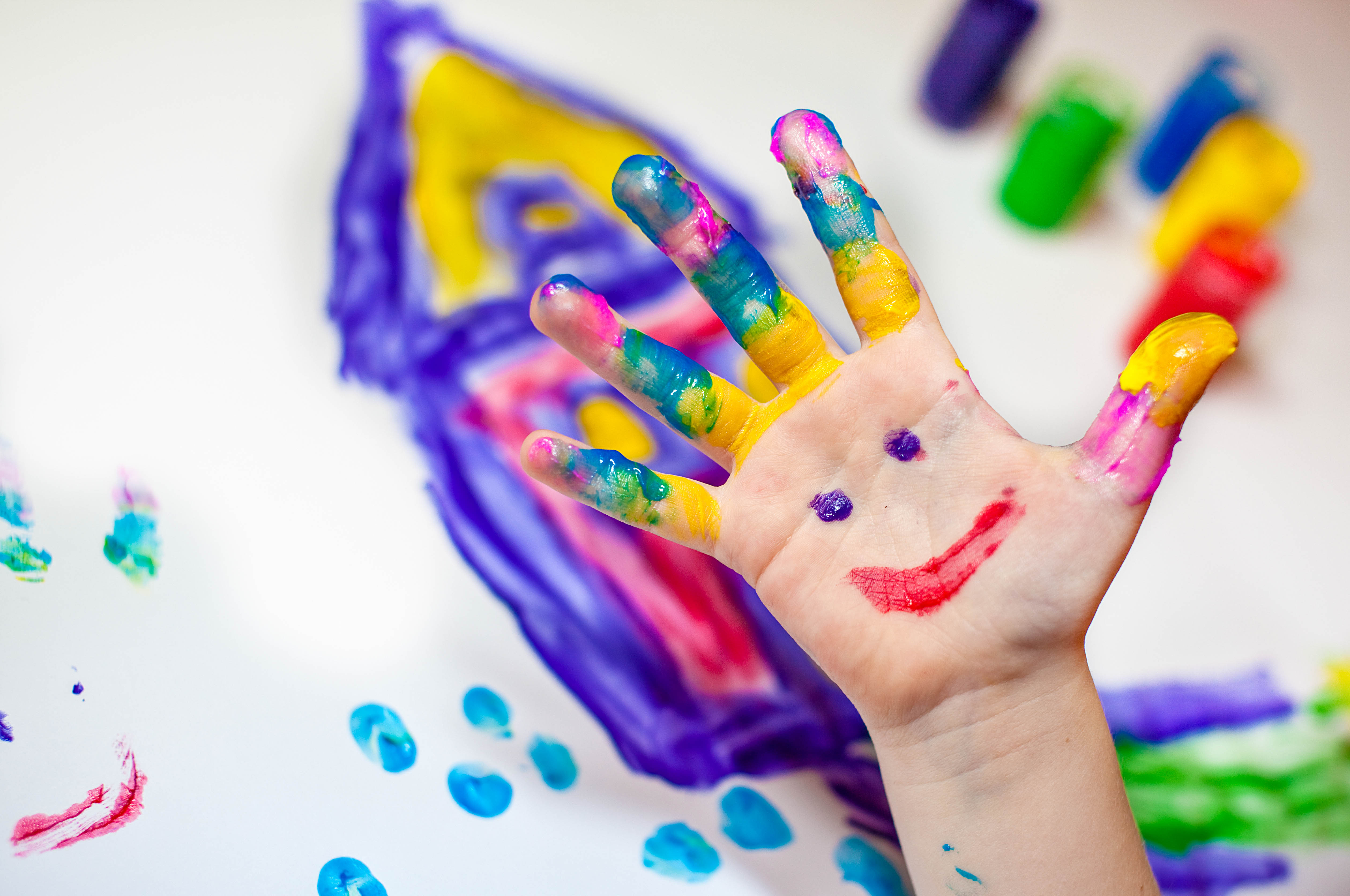 How art benefits young brains
