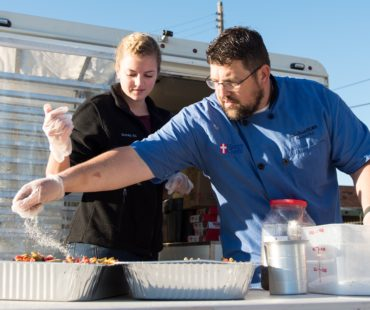 Good Works: Mercy Chefs, Feeding Body & Soul