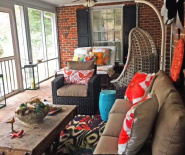 Make Yourself at Home: Porch, Sweet Porch